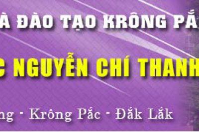 Hôm nay tập huấn tại trung tâm bồi dưỡng chính trị huyện Krông pắc